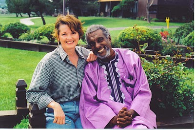 Kwame Ture visiting Marilyn Buck in prison in Dublin CA